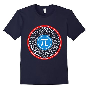 Pi Day 2018 - Funny Pie Style T-shirt for Math Geeks