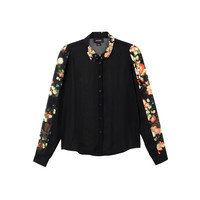 Isobel blouse | New Arrivals | Monki.com