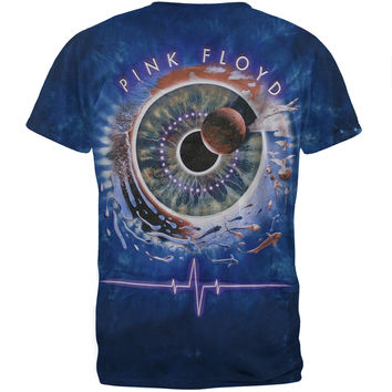 Pink Floyd - Pulse Concentric Tie Dye T-Shirt