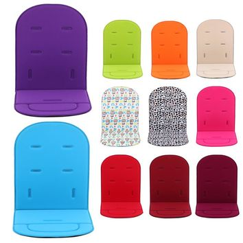 Stroller Cushion Pushchair Car Auto Seat Baby Carriage Liners Breathable Cotton Newborn Pad Stroller Accessories