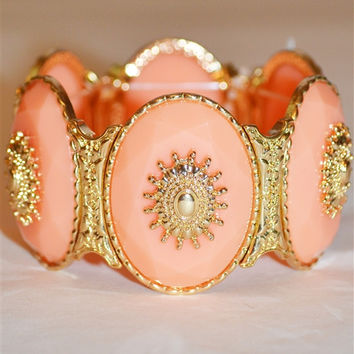 All Around Bracelet (Peach)