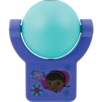 ONETOW Disney Led Projectables Night-light (doc Mcstuffins)