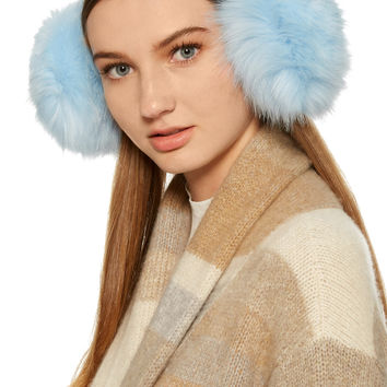 Fur Ear Muffs | Moda Operandi