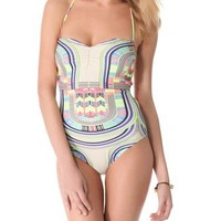 Mara Hoffman Electric Casino One Piece | SHOPBOP
