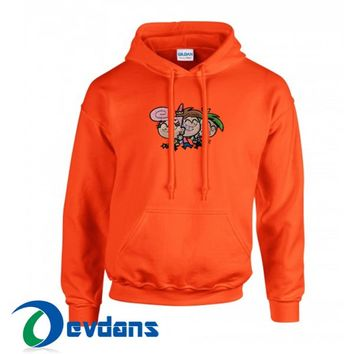 The Fairly Odd Parents Hoodie Unisex Adult Size S to 3XL