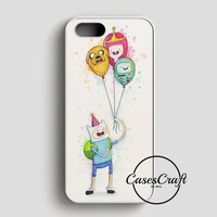 Adventure Time Ballon 2 iPhone SE Case | casescraft