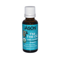 Jason Tea Tree Oil Organic  1 Fl Oz