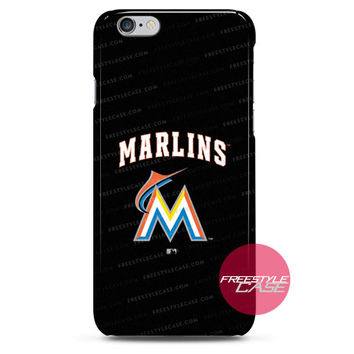Miami Marlins Symbol iPhone Case Cover Series