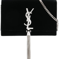 Saint Laurent Kate Tassel Clutch - Farfetch