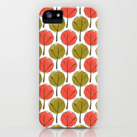 Arboles caídos iPhone & iPod Case by Anny Cecilia Walter