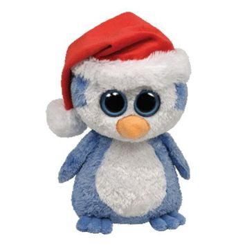 Ty Beanie Boos Buddies Fairbanks - Penguin (BBUD)