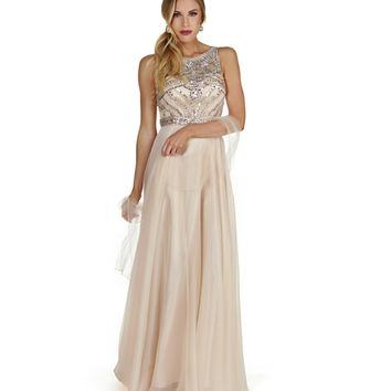 Promo-andrea-champagne Prom Dress