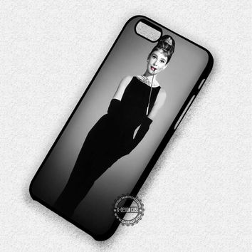 Audrey Hepburn - iPhone 7 6 5 SE Cases & Covers