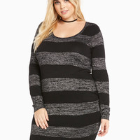 Lurex Sweater Dress