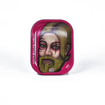 Lion Rolling Circus (Small Rolling Tray) Single (Col)