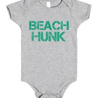 Beach Hunk Infant One Piece or Tshirt