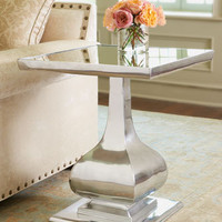 """""""Gabriella"""" Side Table - Horchow"""