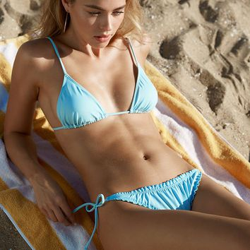 LA Hearts Basic Cinched Bikini Bottom at PacSun.com