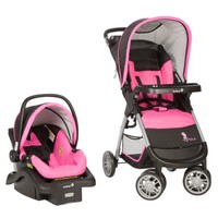 Disney Baby Minnie Mouse Amble Quad Travel System, Minnie Pop - Walmart.com