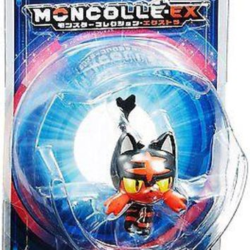 Takara Tomy Pokemon Monster Collection EX Moncolle Litten Action Figure USA NEW