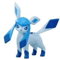 "Takaratomy Glaceon (MC-105): Pokemon Monster Collection 2"" Mini Figure"