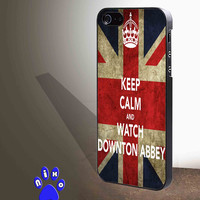 Keep Calm Watch Downton Abbey for iphone 4/4s/5/5s/5c/6/6+, Samsung S3/S4/S5/S6, iPad 2/3/4/Air/Mini, iPod 4/5, Samsung Note 3/4 Case **