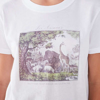 Future State Le Animaux Tee | Urban Outfitters