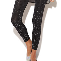 All Over Bling Legging | Shop Just Arrived at Wet Seal