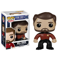 Funko POP! Television - Star Trek The Next Generation - Vinyl Figure - WILL RIKER (Pre-Order March): BBToyStore.com - Toys, Plush, Trading Cards, Action Figures & Games online retail store shop sale