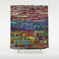 :: True Colors :: Shower Curtain by :: GaleStorm Artworks ::