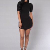 Wilshire Tunic - Black