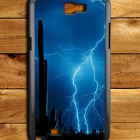 Lightning Cactus Samsung Galaxy Note 2 Case