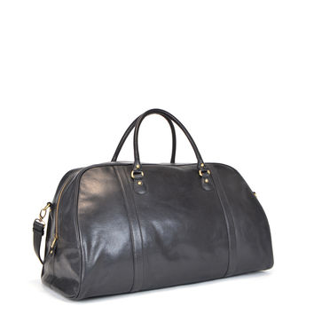 Jameson Duffle Bag Black VT