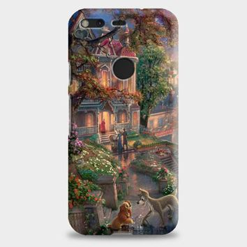 Lady And The Tramp Disney Google Pixel XL Case