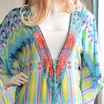 Non sheer Long kaftan dress, caftan kaftan, kaftan, beach dress, kaftan maxi dress, long dress