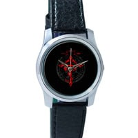Full Metal Alchemist Inspired Fan Art Wrist Watch
