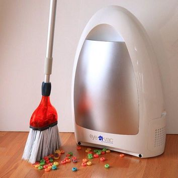 Smart Touchless Vacuum by EyeVac