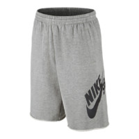Nike SB French Terry Everett Boys' Shorts Size Medium (Grey)