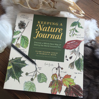 Keeping A Nature Journal by C. Leslie & C. Roth