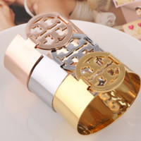Tory Burch New fashion hollow personality women bracelet