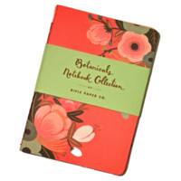 "Rifle Paper Co. ""Botanicals"" Notebook Collection - Paper Delights"