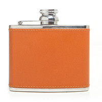 JACK SPADE | FATHER'S DAY GIFT GUIDE | VIEW ALL | Leather Flask