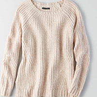 AEO Ahh-mazingly Soft Jegging Sweater, Pink