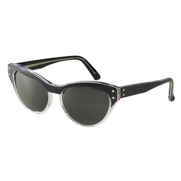 Black Allison Sunglasses