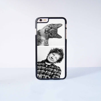 Ed Sheeran Plastic Case Cover for Apple iPhone 6 Plus 4 4s 5 5s 5c 6
