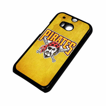 PITTSBURGH PIRATES HTC One M8 Case Cover