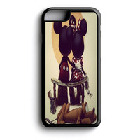 Mickey & Minnie iPhone 4s iPhone 5 iPhone 5c iPhone 5s iPhone 6 iPhone 6s iPhone 6 Plus Case | iPod Touch 4 iPod Touch 5 Case