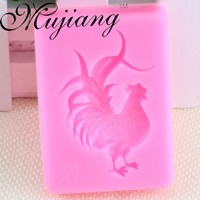 Chicken Fondant Molds Silicone