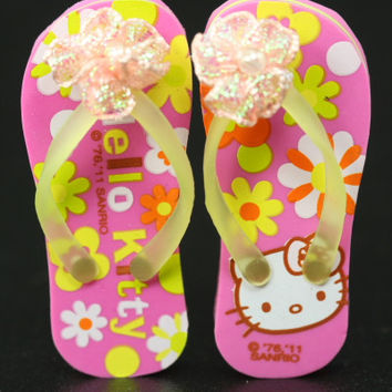Straberry Scented Hello Kitty Sandal Erasers