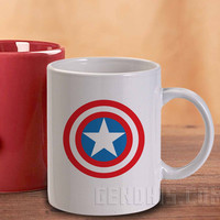 Captain America 244 Mug and Cup / Custom Mug / Custom Cup